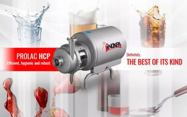 PROLAC HCP pump  Efficient hygienic and robust